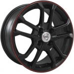R16 4x100 6,5J ET52 D54,1 NZ Wheels SH 651 MBRS