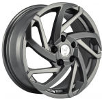 R16 4x100 6,5J ET52 D54,1 NZ Wheels SH 673 GM
