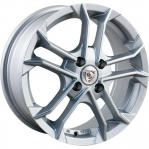 R16 4x100 6,5J ET52 D54,1 NZ Wheels SH 655 S