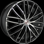 R16 4x100 6,5J ET52 D54,1 NZ Wheels F-28 BKF