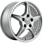 R16 4x100 6,5J ET52 D54,1 NZ Wheels SH 657 SF